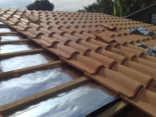 Tipos de telhados: telha italiana