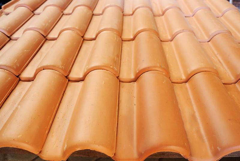 Tipos de telhados: telha portuguesa