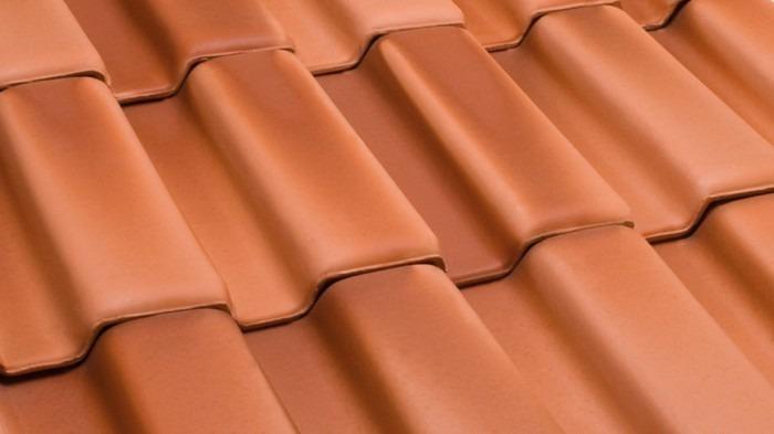 Tipos de telhados: telha romana