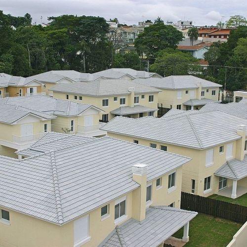 Tipos de telhados: Telhado de 4 águas