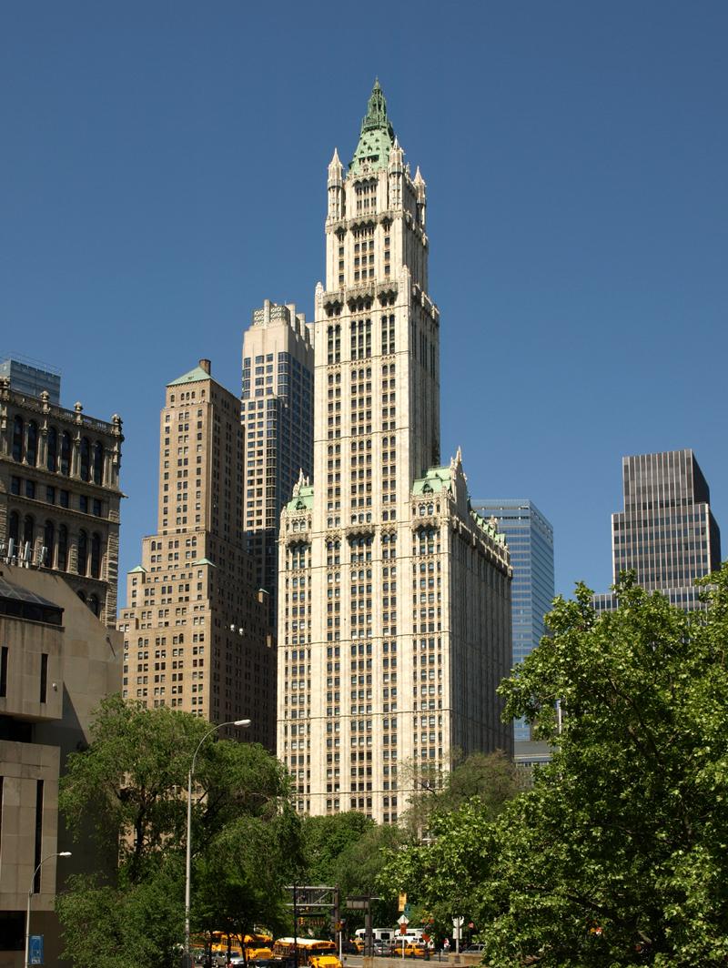 Arranha-céu: Woolworth Building