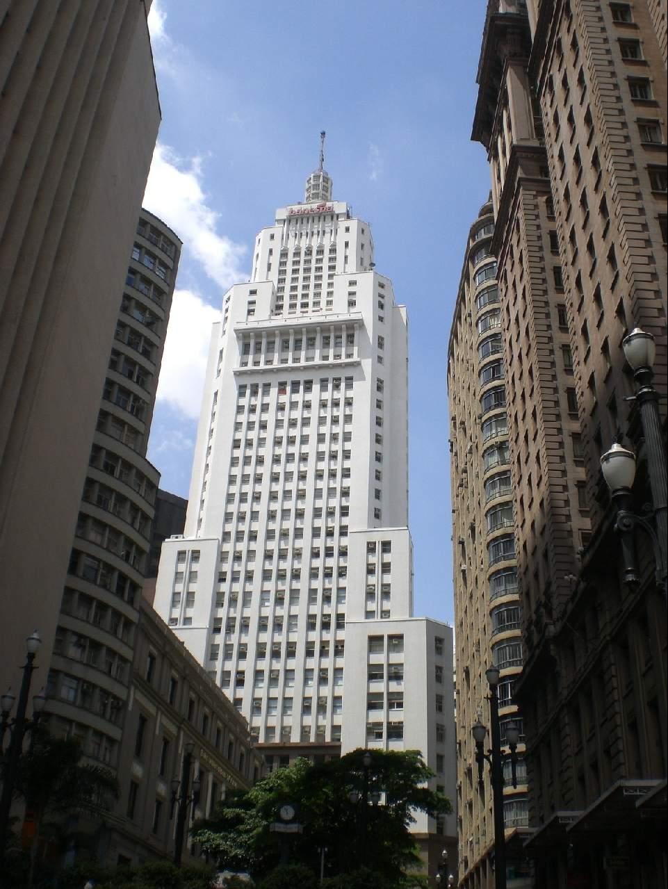 Arranha-céu: edifício Altino Arantes