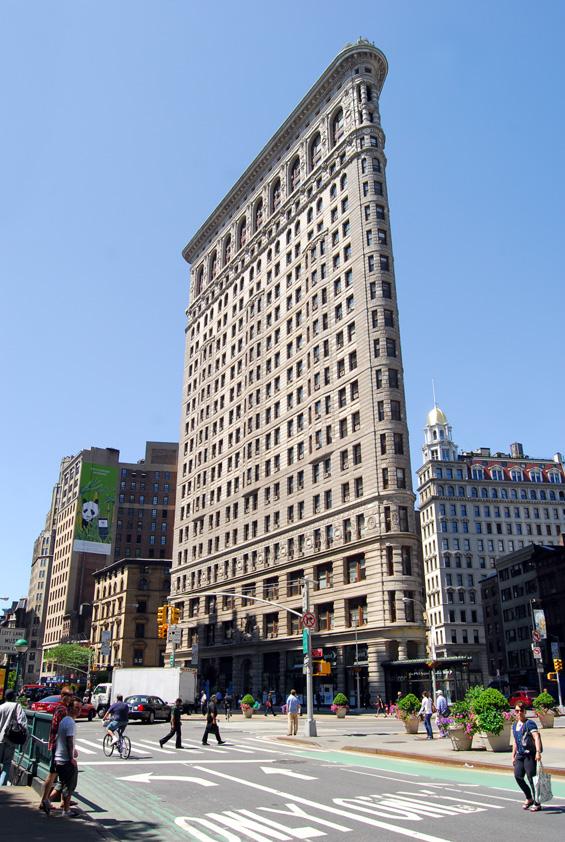 Arranha-céu: Flatiron Building