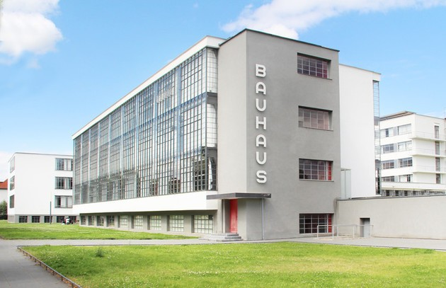 International Style: Bauhaus