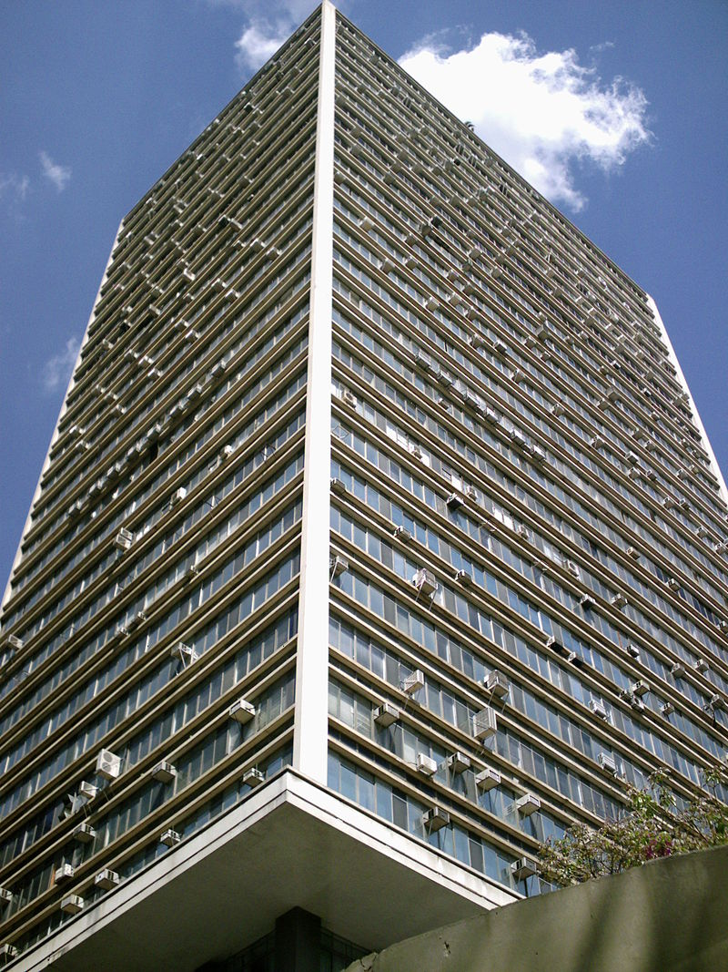 International Style: Edifício Conde Prates