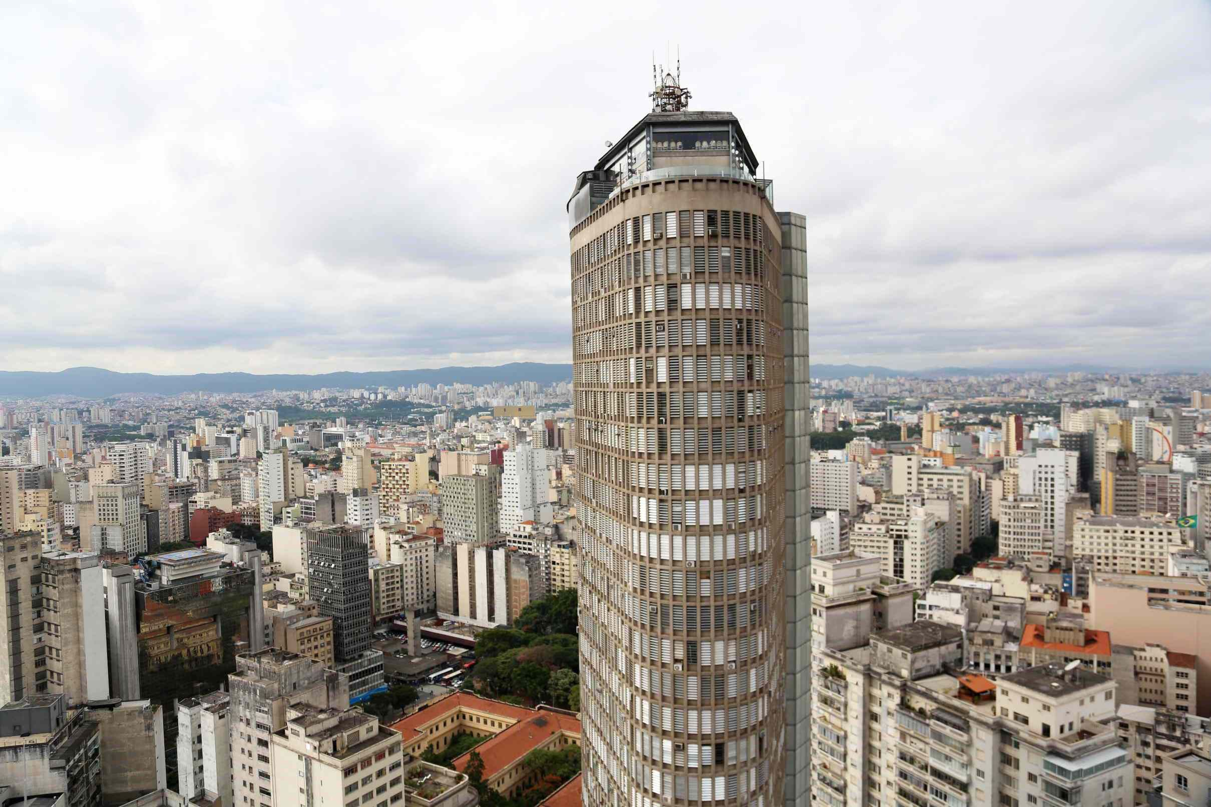 International Style: Edifício Itália