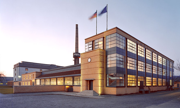 International Style: Fagus Factory