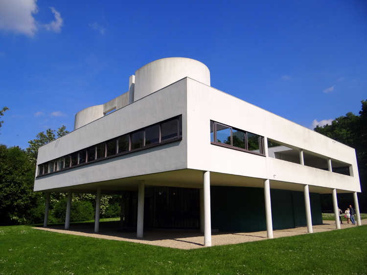 International Style: Villa Savoye