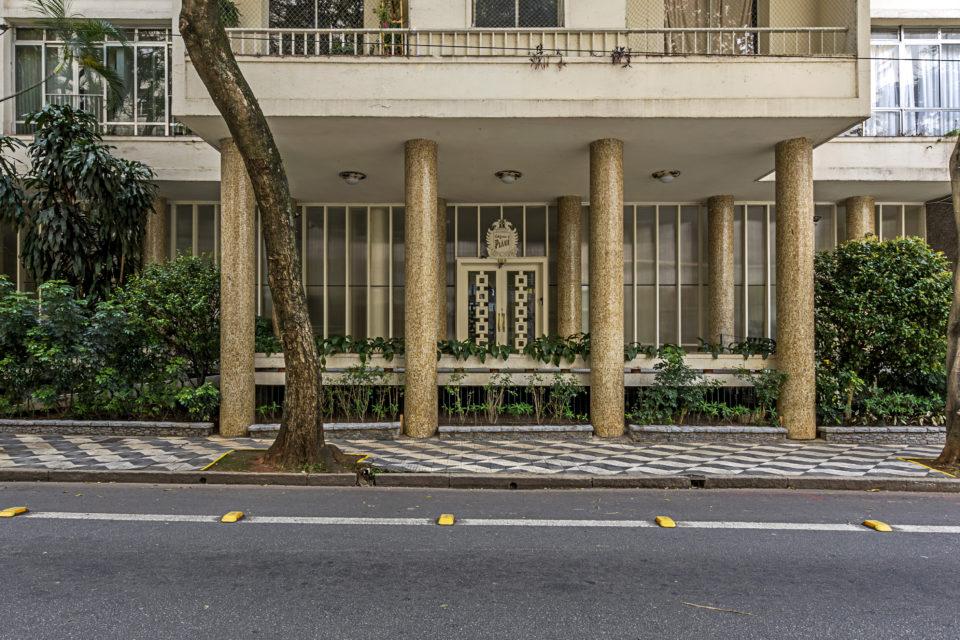 João Artacho Jurado: Edifício Piauí