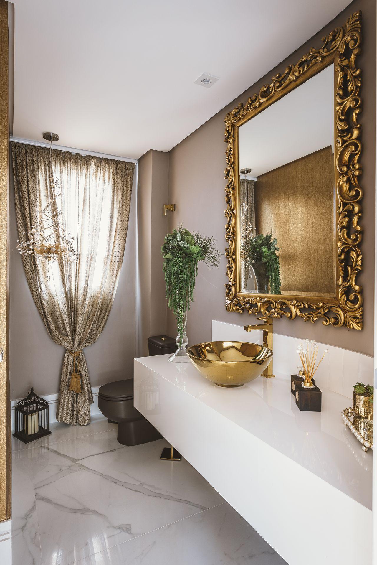 Tipos de cubas para banheiro (Projeto: Daniela Gradella)