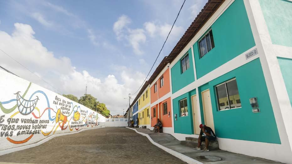 Arquitetura social: Conjunto Habitacional Vereador Liberato Costa Júnior (Recife)