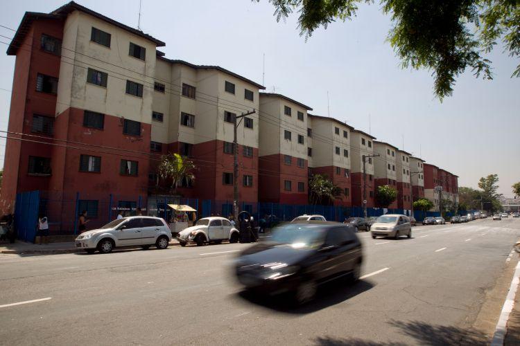 Arquitetura social: Conjunto Habitacional Zaki Narchi (São Paulo)