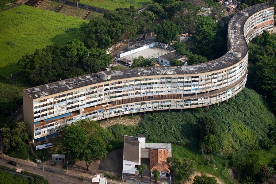 Arquitetura social: Conjunto Residencial Prefeito Mendes de Moraes (Pedregulho)
