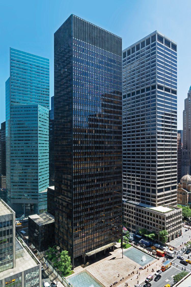Arranha-céu: Seagram Building