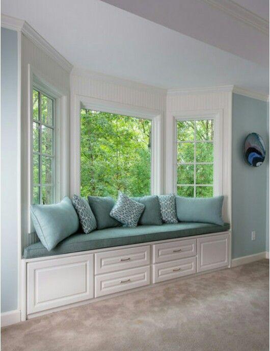 Tipos de janelas: janela Bay Window