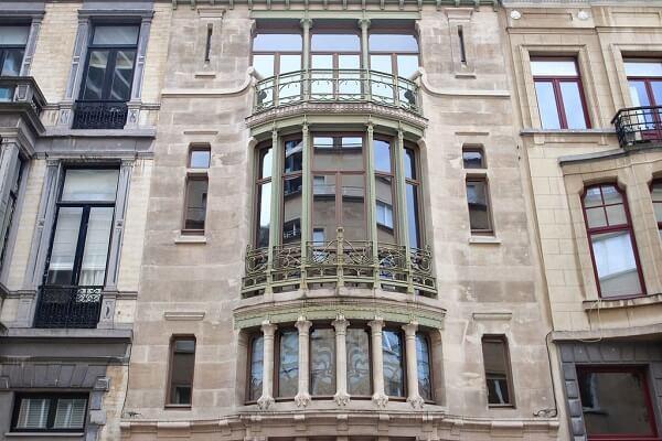 Art Nouveau: Hôtel Tassel