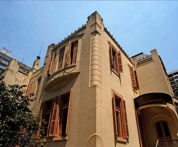 Art Nouveau: Vila Penteado atualmente