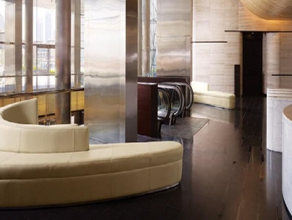 Burj Khalifa: Corporate Suites