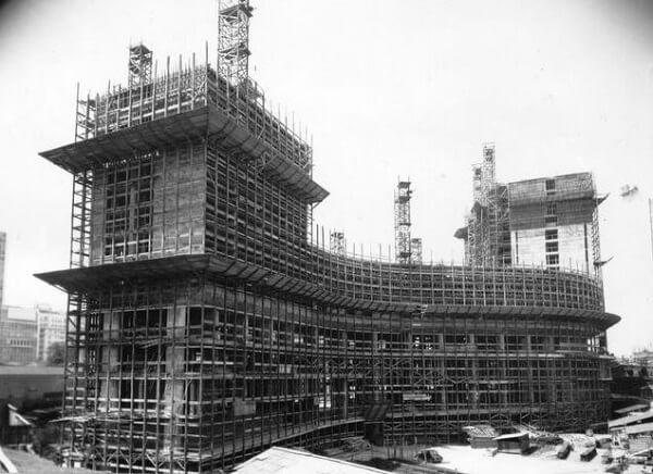 Copan: Obra em construção
