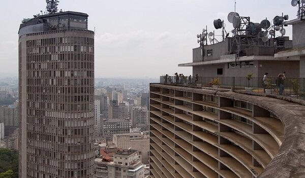 Copan: Terraço