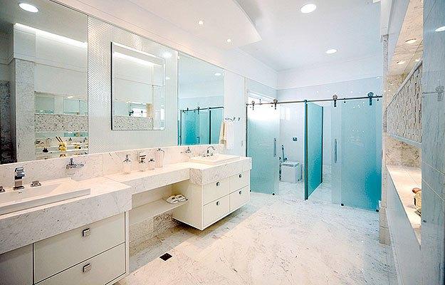 Drywall para banheiro: banheiro em drywall
