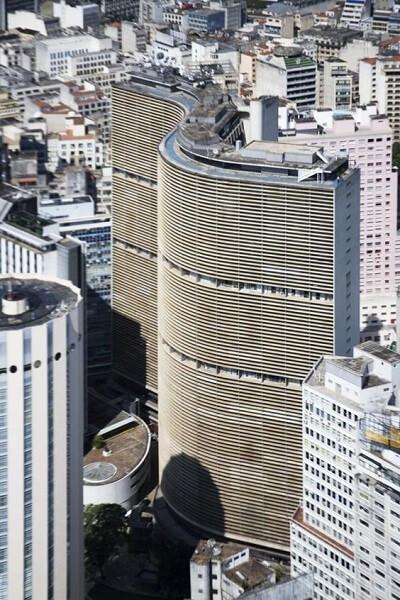 Projetos arquitetônicos: Edifício Copan - Oscar Niemeyer