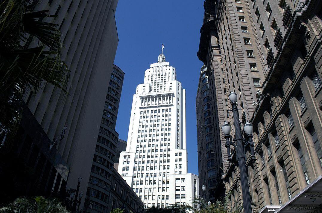 O que é retrofit: Edifício Altino Arantes