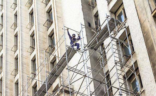O que é retrofit: retrofit de fachada