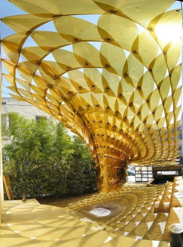 Arquitetura Paramétrica: Maximilian's Schell (Ball-Nogues Studio)