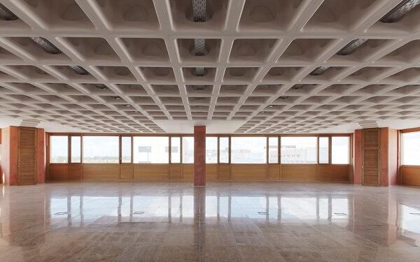 Laje de concreto: Laje nervurada