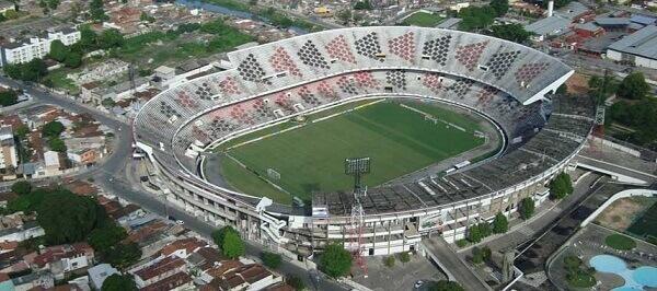 Maior Estádio do Mundo: Arruda
