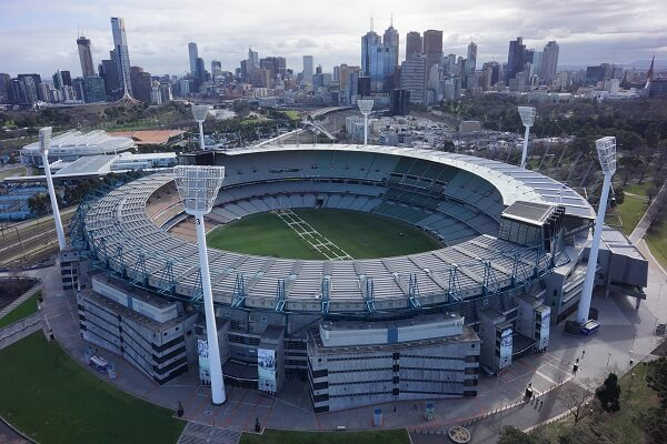 Maior Estádio do Mundo: Melbourne Cricket Ground