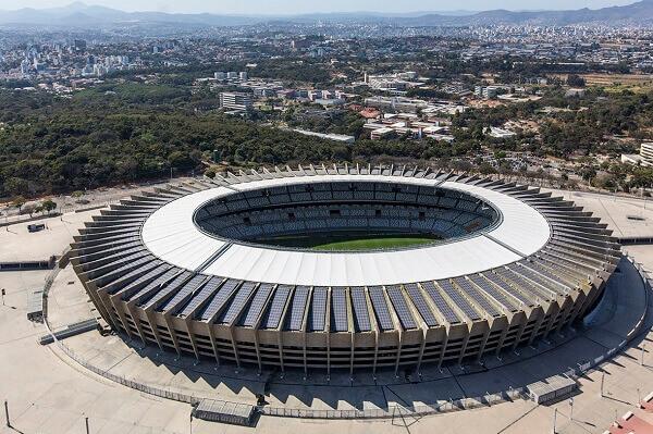 Maior Estádio do Mundo: Mineirão