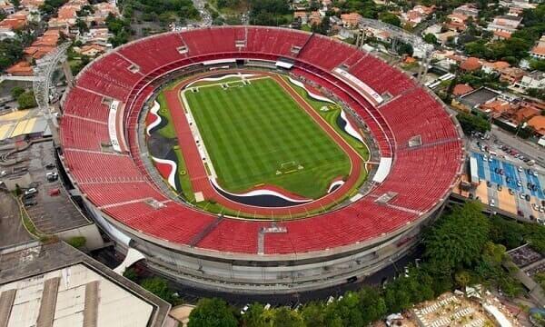 Maior Estádio do Mundo: Morumbi