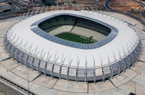 Maior Estádio do Mundo: Arena Castelão