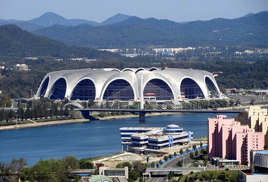 Maior estádio do mundo: Estádio Rungrado 1º de Maio