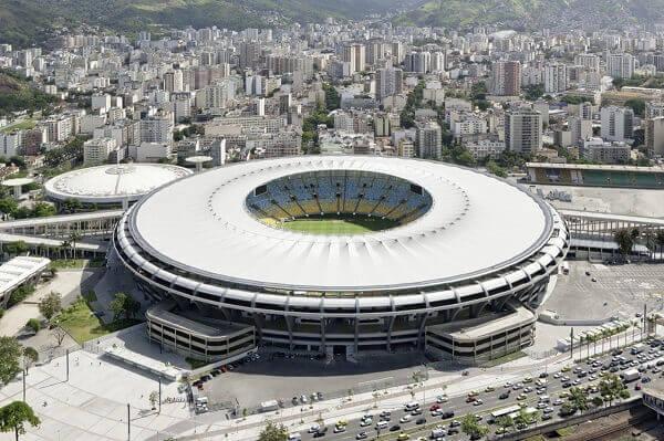 Maior estádio do mundo: Maracanã