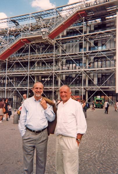 Centro Georges Pompidou: Renzo Piano e Richard Rogers