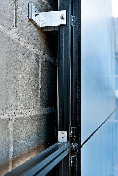 Fachada ventilada: espaço entre a parede e a placa