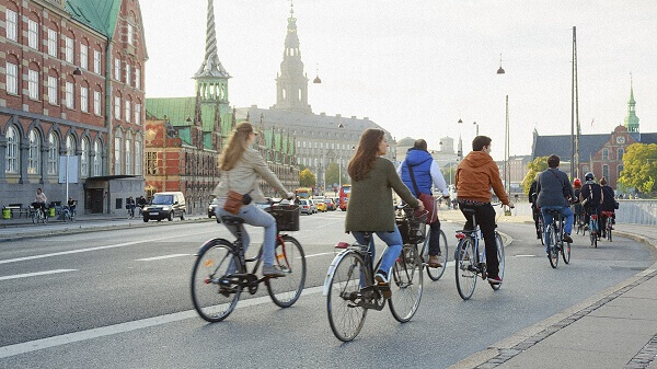 Jan Gehl: Copenhague - Ciclovias