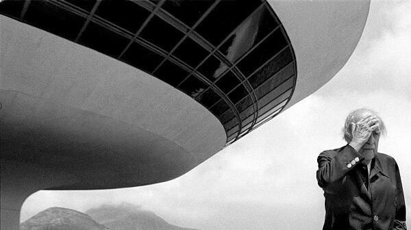 Museu de Arte Contemporânea de Niterói: Oscar Niemeyer