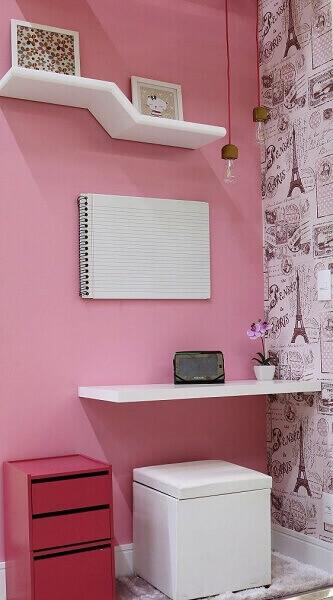 Tipos de papel de parede: celulose (tradicional)