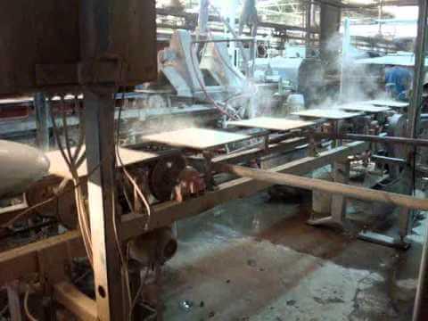 Cerâmica: fabricação