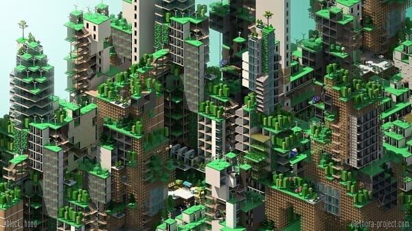 Jogos de construir: Block'hood