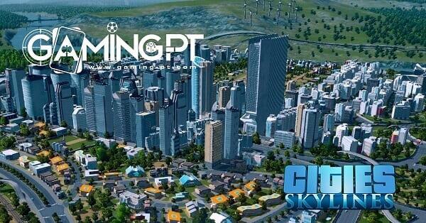 Jogos de construir: Cities Skyline