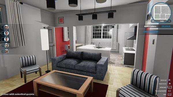 Jogos de construir: House Flipper (casa reformada)