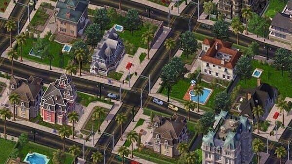 Jogos de construir: SimCity™ 4 Hora do Rush