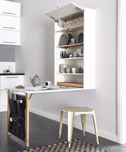 Marcenaria criativa: mesa de cozinha