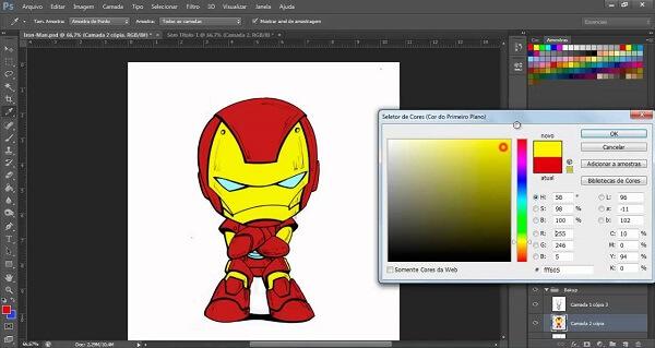 Photoshop: ilustração digital