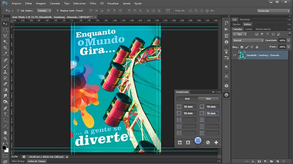 Photoshop: criação de banner